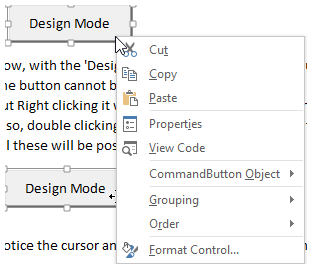 ExcelMadeEasy: Vba design mode developer tab in Excel