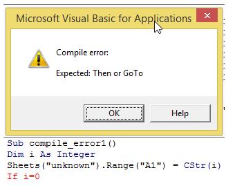 ExcelMadeEasy: Vba error types in Excel