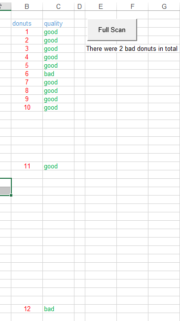 VBA loop entire column range Loop Through Every Cell in a Column